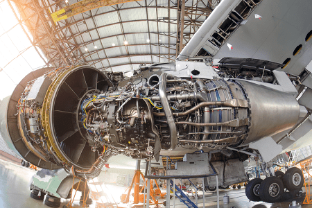 Aero engine maintenance